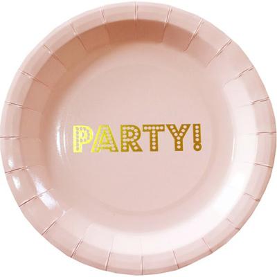 Papieren borden - party