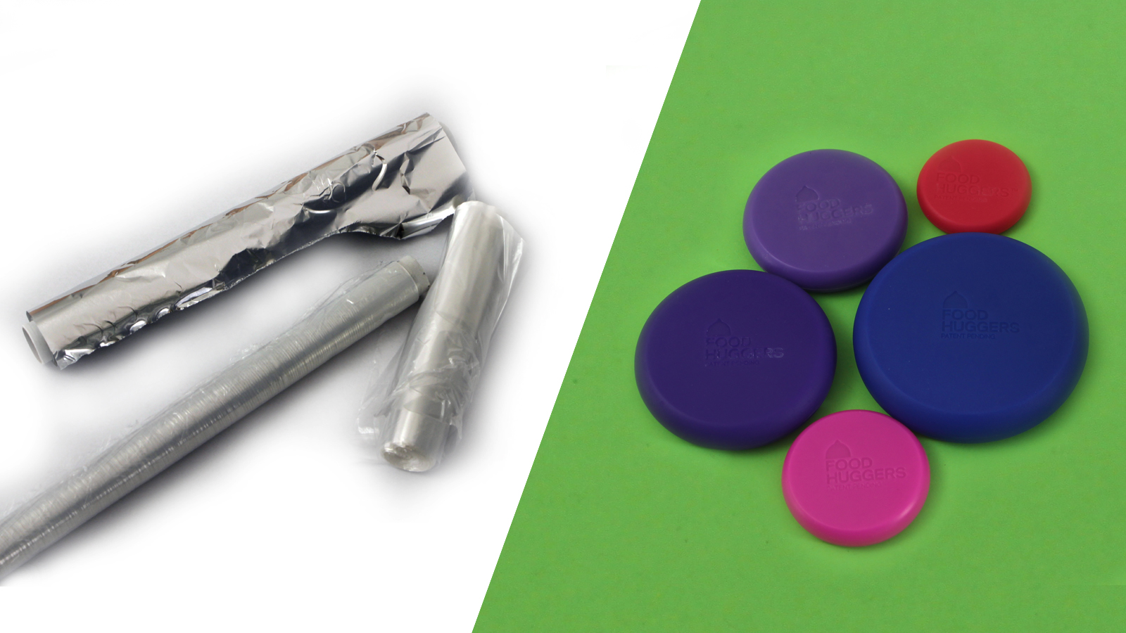 Duurzame wissel: Van plastic (zakjes) naar Food Huggers