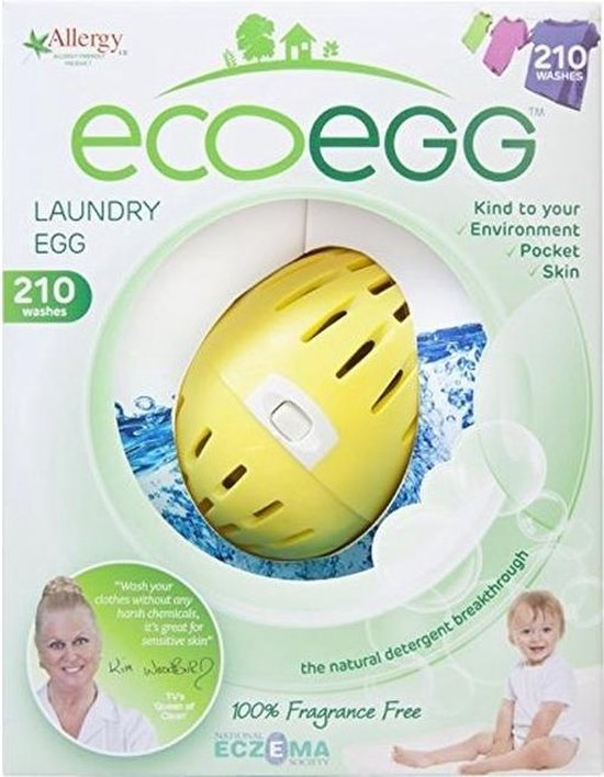 eco egg wasbal