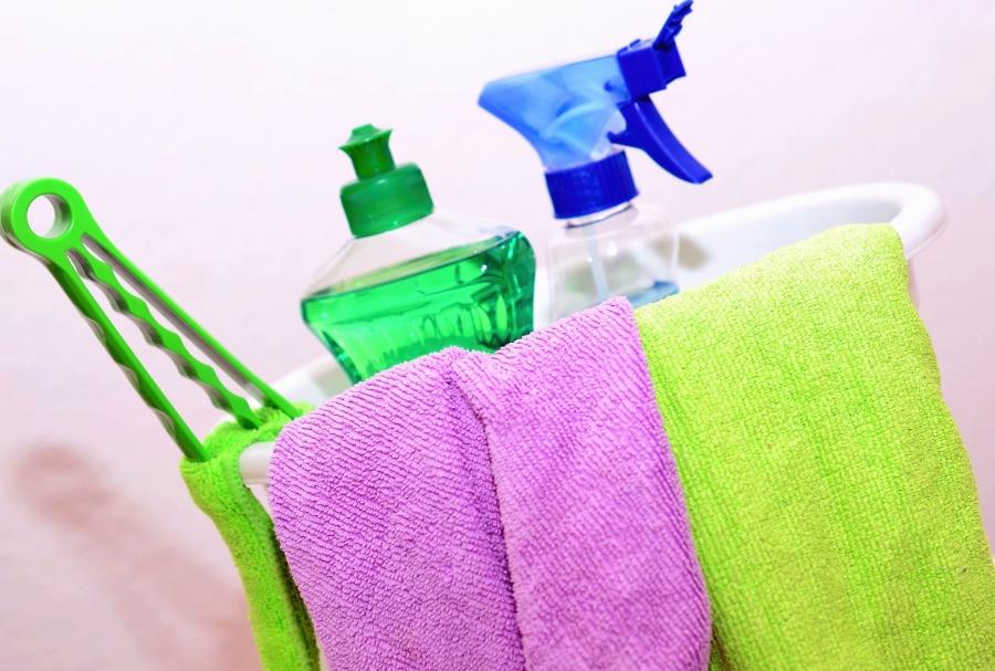 huis duurzaam schoonmaken