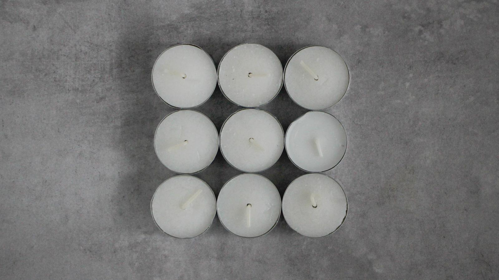 waxine-lichtjes